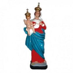 Statua Madonna delle Grazie in vetroresina cm 55