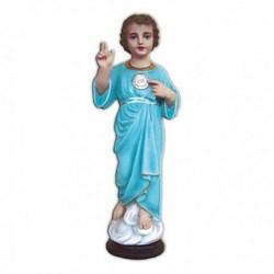 Statua Infanzia di Gesù in vetroresina cm 50