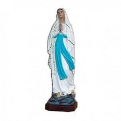 Statua Madonna di Lourdes in vetroresina cm 110