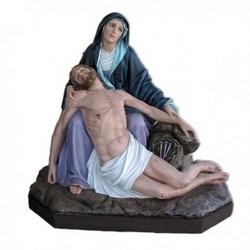 Statua Pietà in vetroresina cm 150