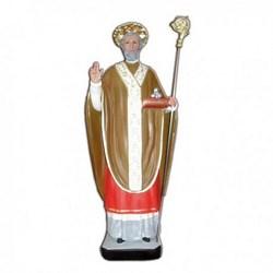 Statua San Nicola di Bari in resina cm 40