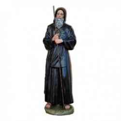 Statua San Francesco di Paola in vetroresina cm 115