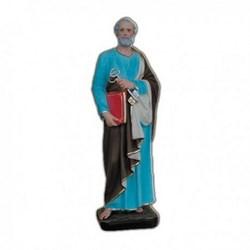 Statua San Pietro in resina cm 40