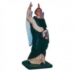 Statua San Vincenzo Ferreri in vetroresina cm 120