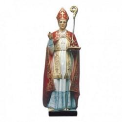 Statua San Gennaro in vetroresina cm 150