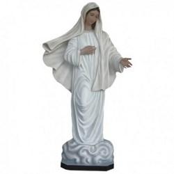 Statua Madonna di Medjugorje in vetroresina cm 170