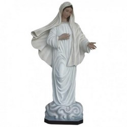 Statue Madonna Di Medjugorje