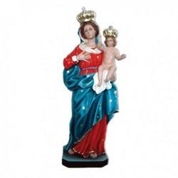 Statua Madonna delle Grazie in vetroresina cm 65