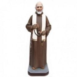 Statua San Pio da Pietrelcina in resina cm 40