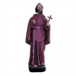 Statua San Ciro in vetroresina cm 55