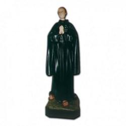 Statua San Gabriele in vetroresina cm 60