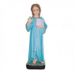 Statua Infanzia di Gesù in vetroresina cm 65
