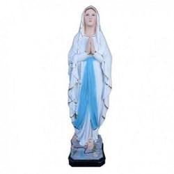 Statua Madonna di Lourdes in resina cm 40