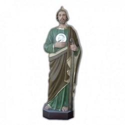 Statua San Giuda Taddeo in vetroresina cm 85