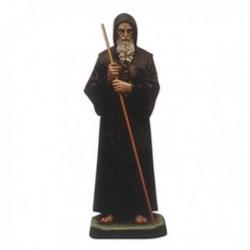 Statua San Francesco di Paola in vetroresina cm 170