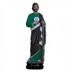 Statua San Giuda Taddeo in resina cm 40