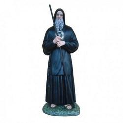Statua San Francesco di Paola in vetroresina cm 140