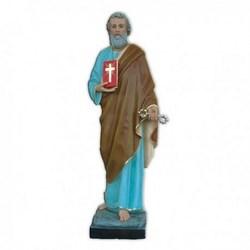Statua San Pietro in vetroresina cm 160