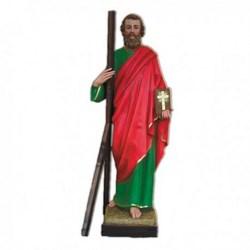 Statua Sant'Andrea in vetroresina cm 160