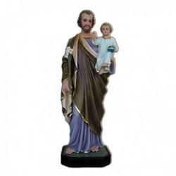 Statua San Giuseppe in vetroresina cm 85