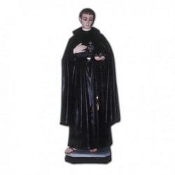 Statua San Gabriele in vetroresina cm 130