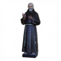 Statua San Pio da Pietrelcina in vetroresina cm 110