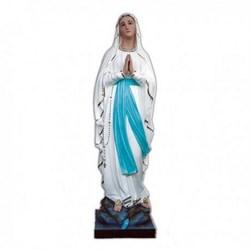 Statua Madonna di Lourdes in vetroresina cm 160