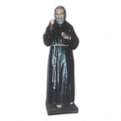 Statua San Pio da Pietrelcina in vetroresina cm 112