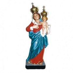 Statua Madonna delle Grazie in resina cm 45