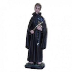 Statua San Gabriele in resina cm 20