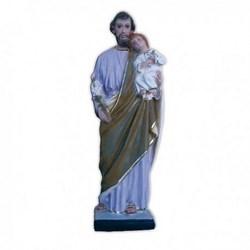 Statua San Giuseppe in resina cm 25