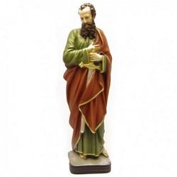 Statua San Paolo in resina cm 30