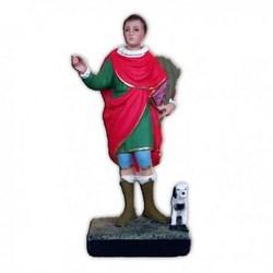 Statua San Vito in resina cm 30