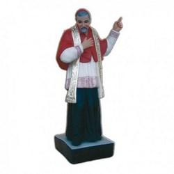 Statua Sant'Alfonso Maria Liguori in resina cm 22