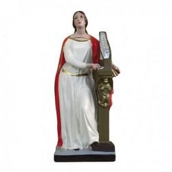 Statue Santa Cecilia
