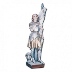 Statue Santa Giovanna d'Arco