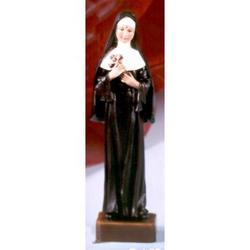 Statua Santa Rita cm 20 in resina