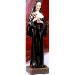 Statua Santa Rita cm 30 in resina