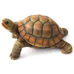 Tartaruga in resina cm 16x9