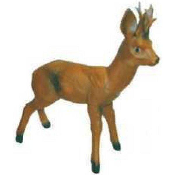 Statua Cerbiatto vetroresina cm 50