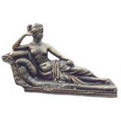 Statua Venere o Afrodite in vetroresina cm 40