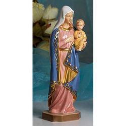 Statue Sacre di Madonna con Bambino cm 20 porcellana