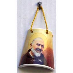 Tegola Padre Pio cm 4.5x5