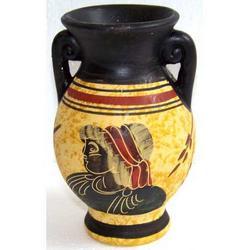 Vaso Greco in terracotta cm 12