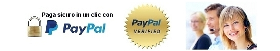Confezione da 1 Kg Ovale cm 33 in cartone dorato 🛒 Vendita Online Ingrosso e Dettaglio per Privati e Aziende